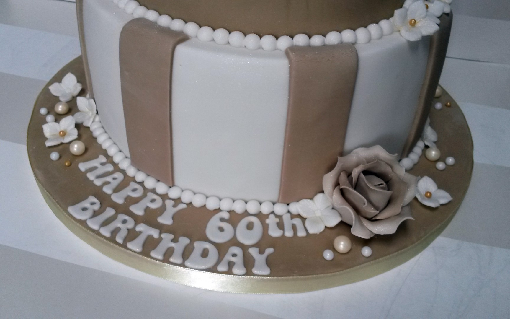 Birthday Cake Designs For Ladies