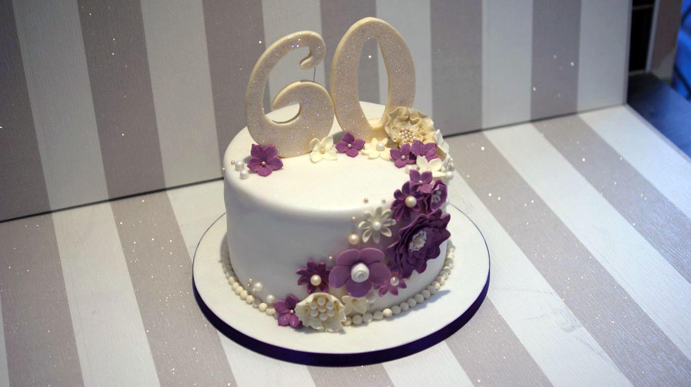 Th wedding anniversary cake bakealous