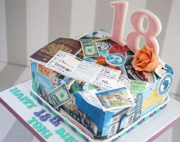 printed-travel-inspired-18th-birthday-cake (7)