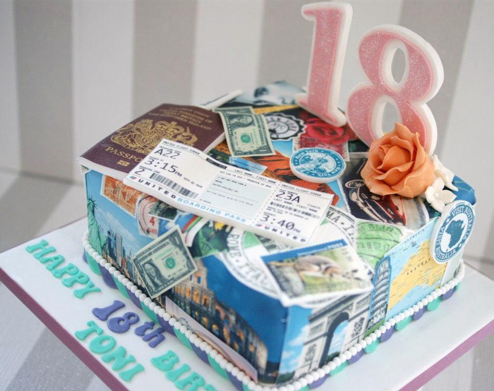 Th Birthday Cake Hertfordshire