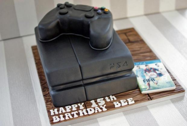 Playstation4 Ps4 15th Birthday 1