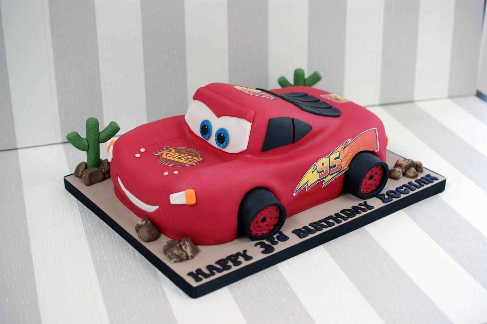 Mack Birthday Cake