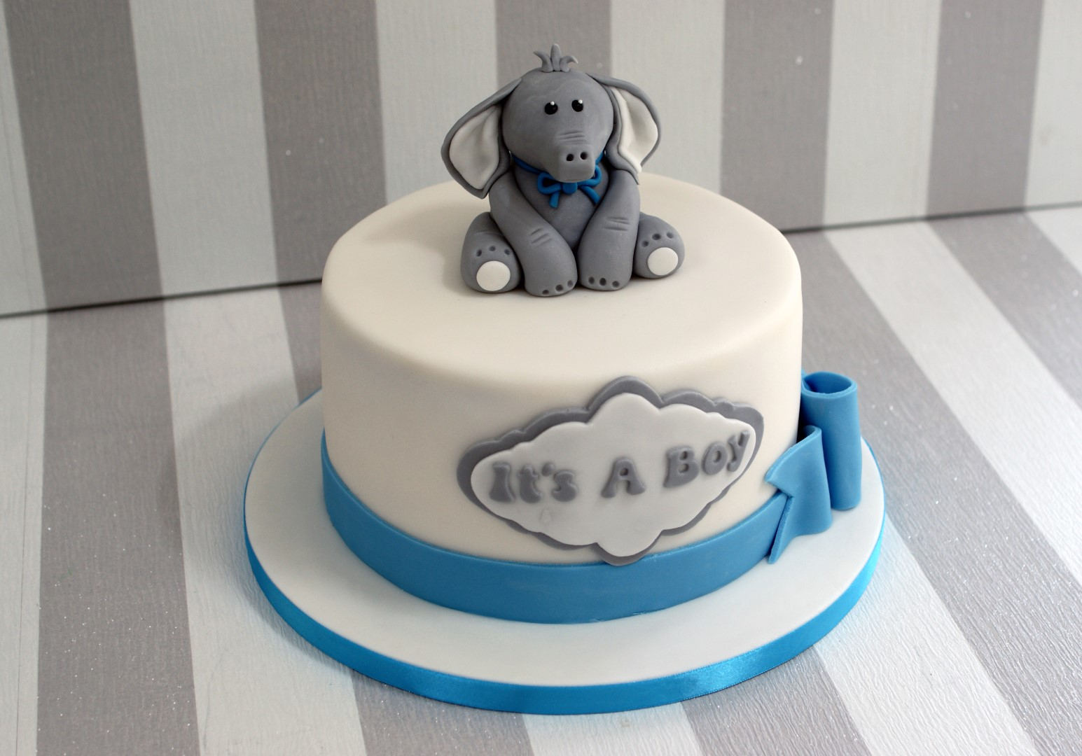 Elephant Baby Shower Cake View Gallery / Read Post