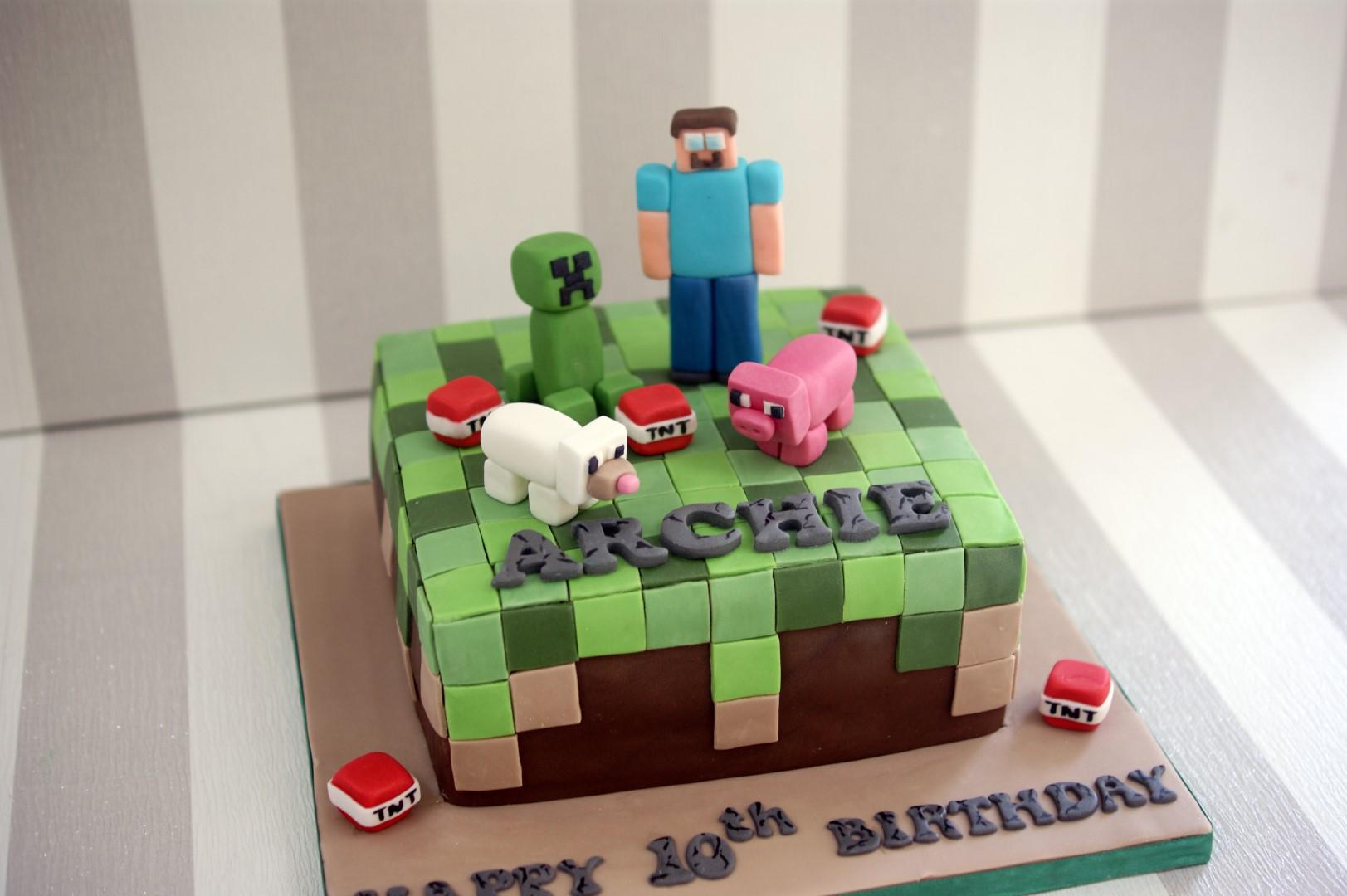 Th Birthday Cake Decorations Uk
