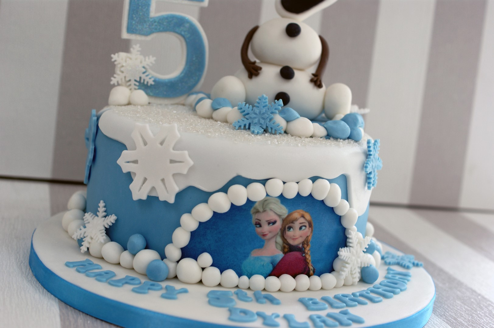 Th Birthday Cake Ideas To Make