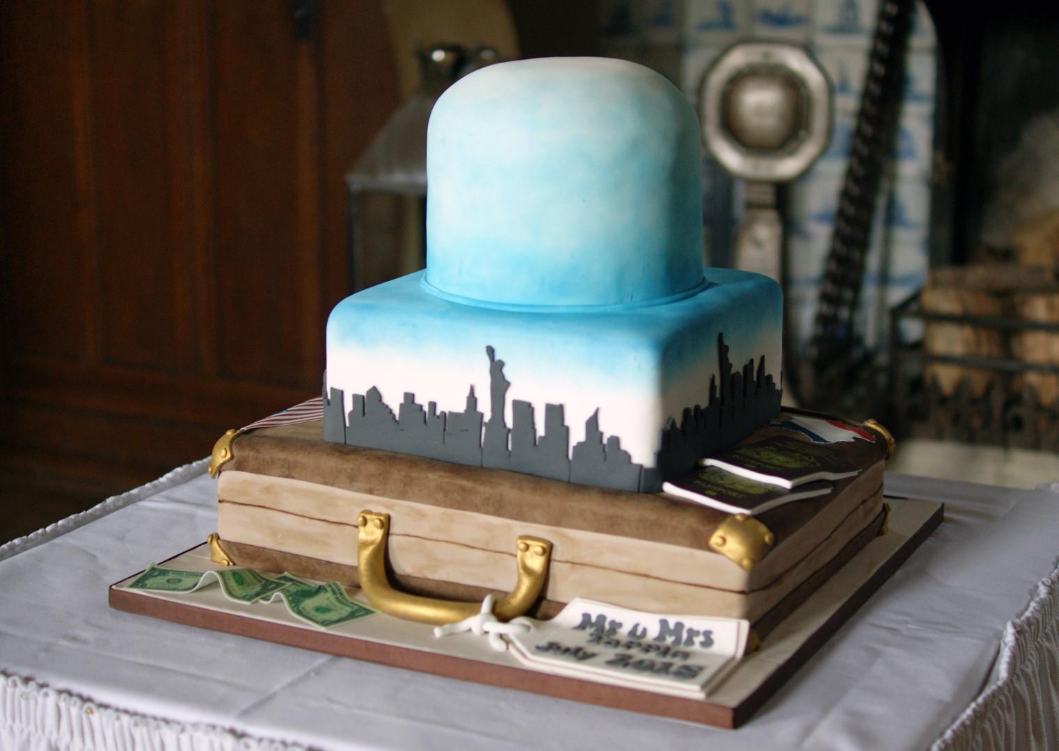 Birthday Cake Delivery New York