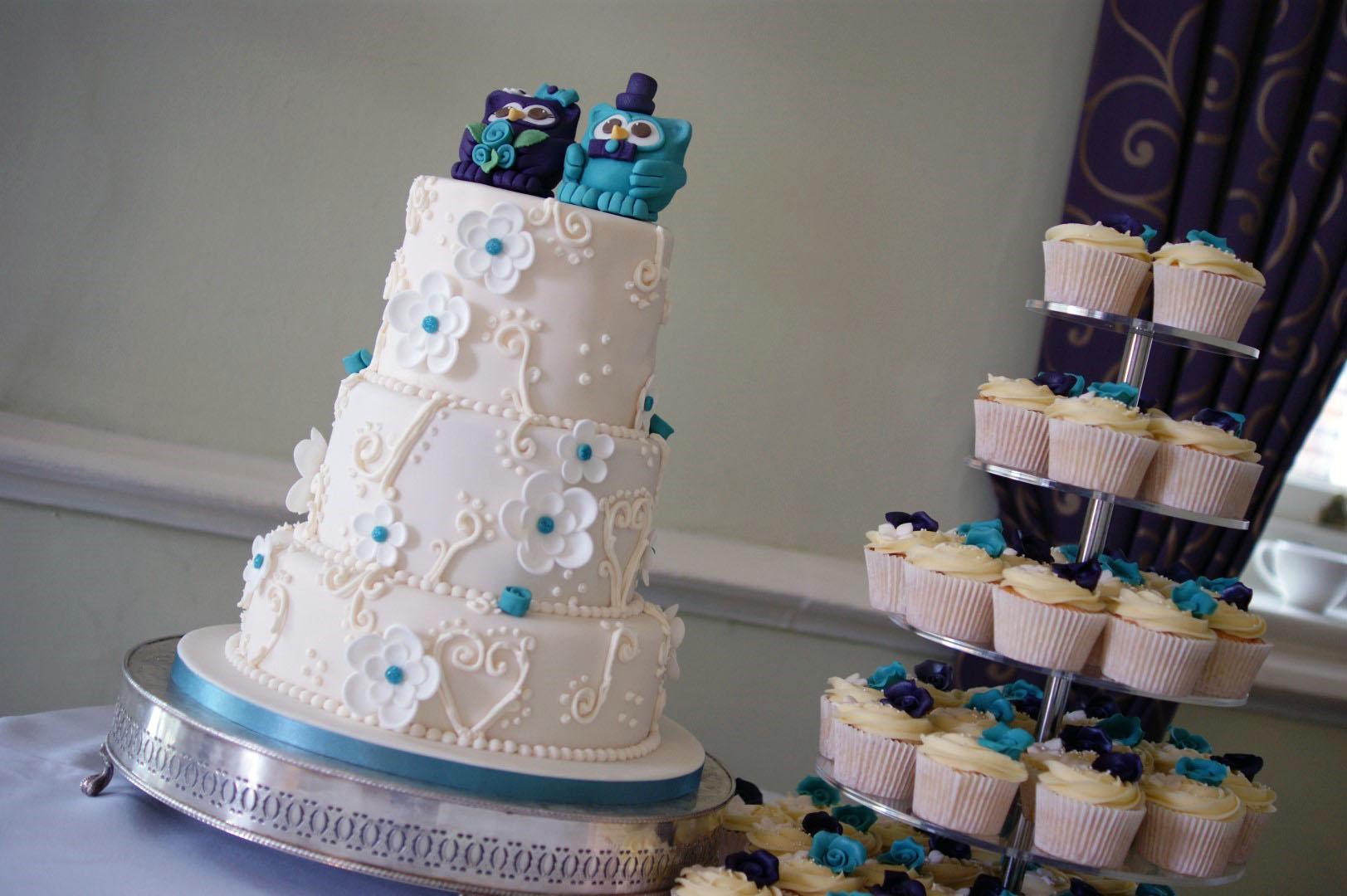Wedding Cakes Wedding Cupcake Towers Hertfordshire And