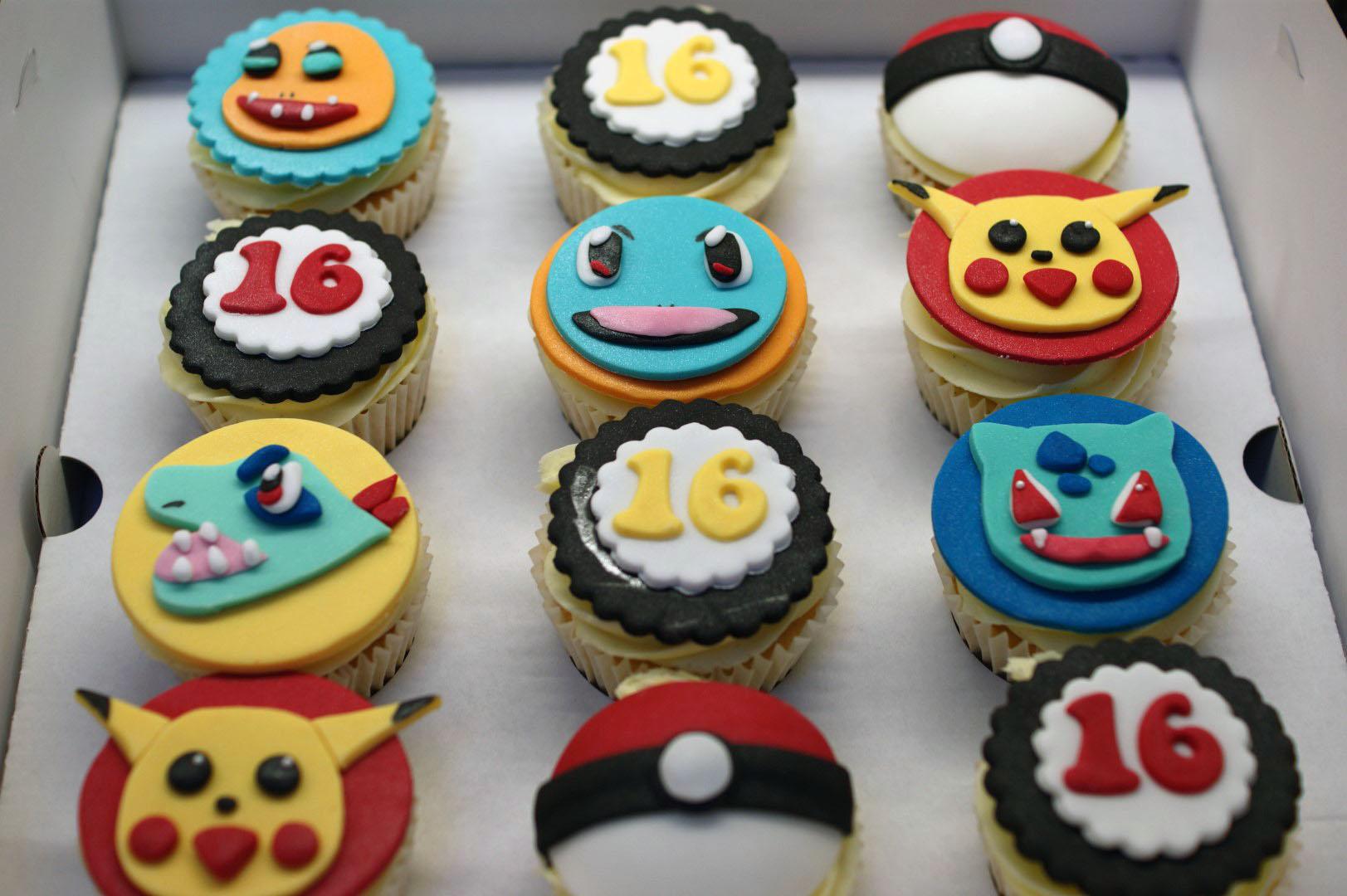 Cake Image Pokemon