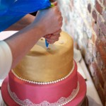 3-tier-pink-and-gold-lace-wedding-cake (1)