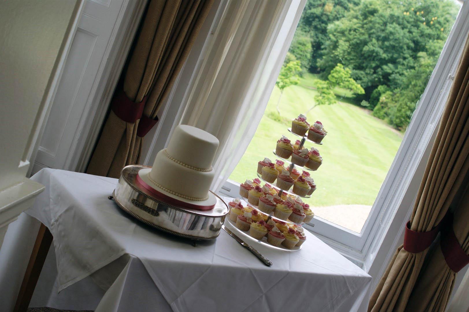 Gluten Free Wedding Cake Hertfordshire