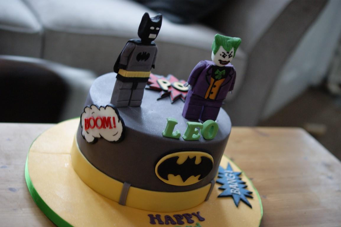 Batman Joker Cake Ideas