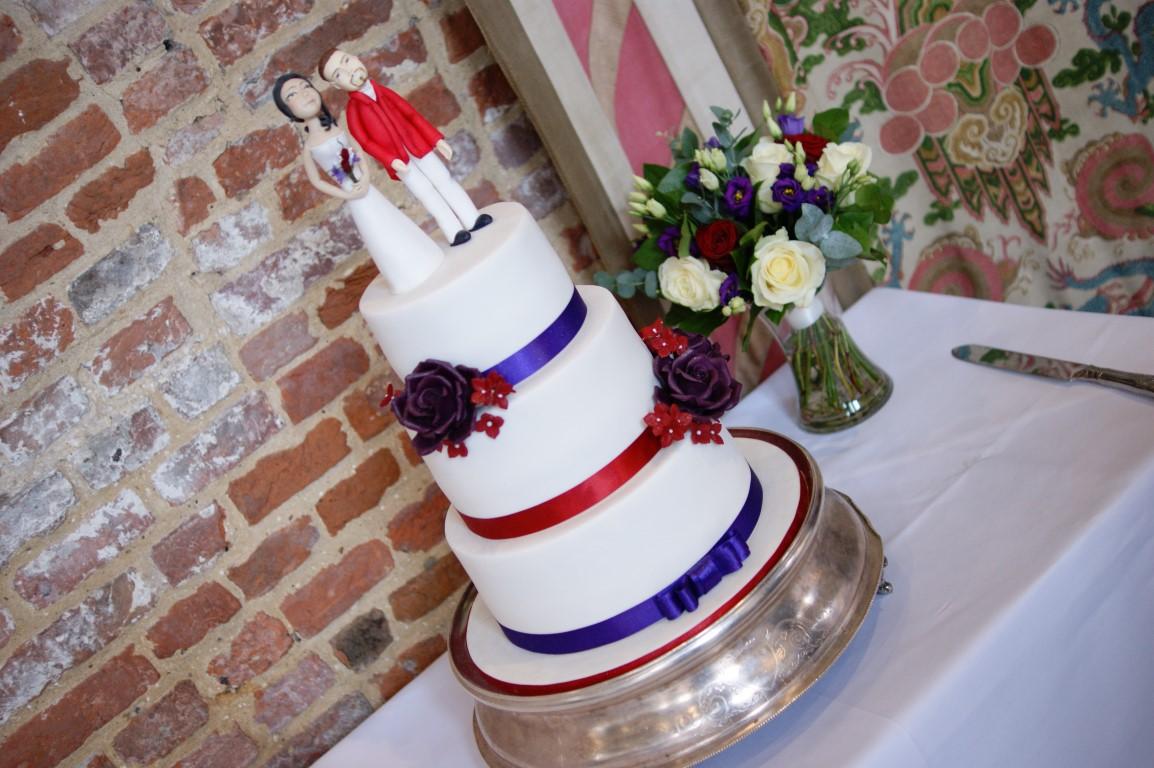 Celebration Wedding Cakes Hertfordshire