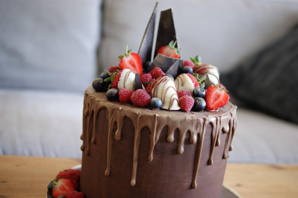 The Shard Triple Chocolate Bakealous